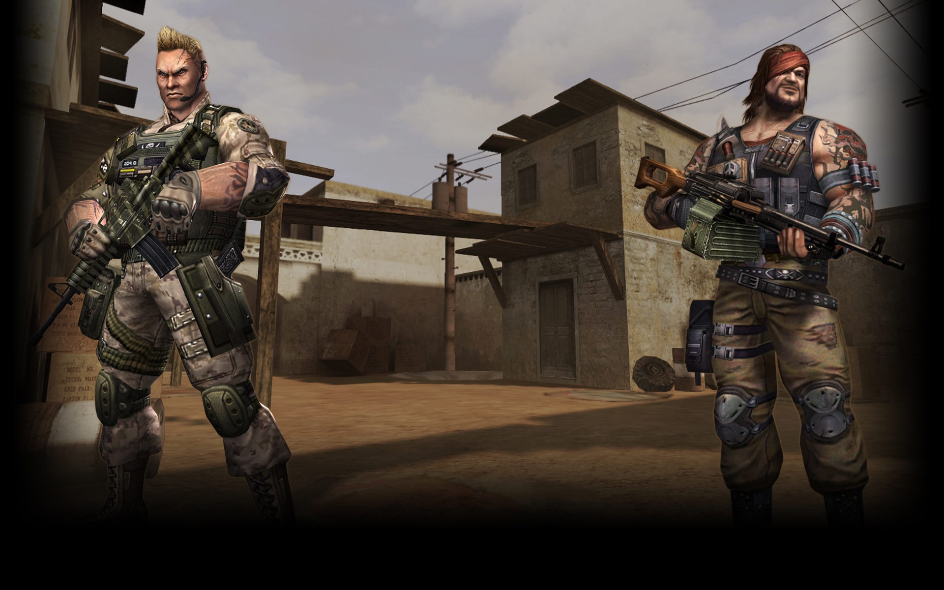 Counter-Strike Nexon: Zombies Wallpapers hd