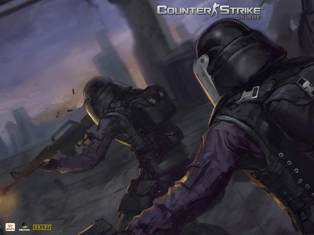 Counter-Strike Online Backgrounds
