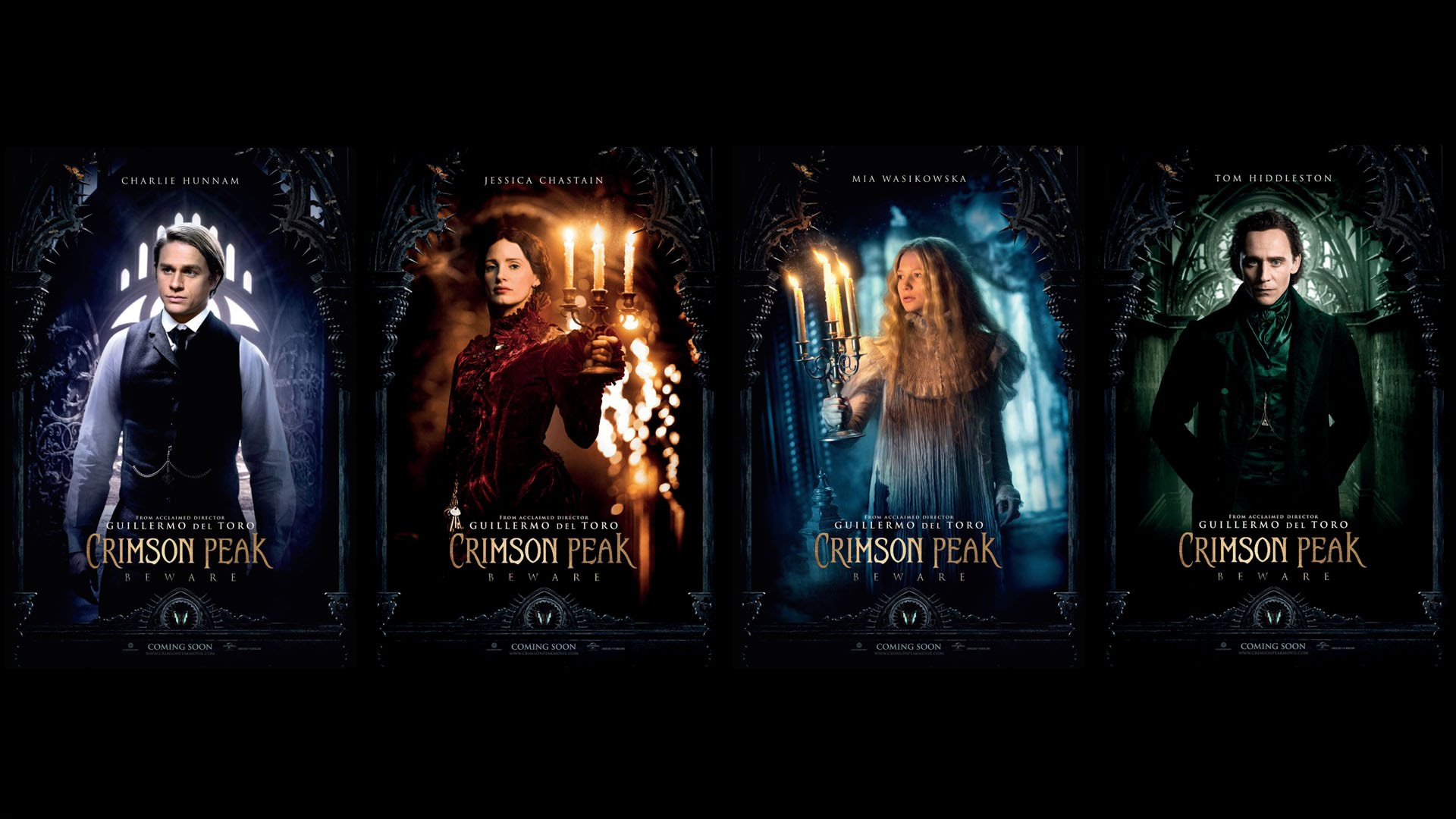 Crimson Peak Wallpapers hd