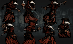 Darkest Dungeon: Plague Doctor Pictures