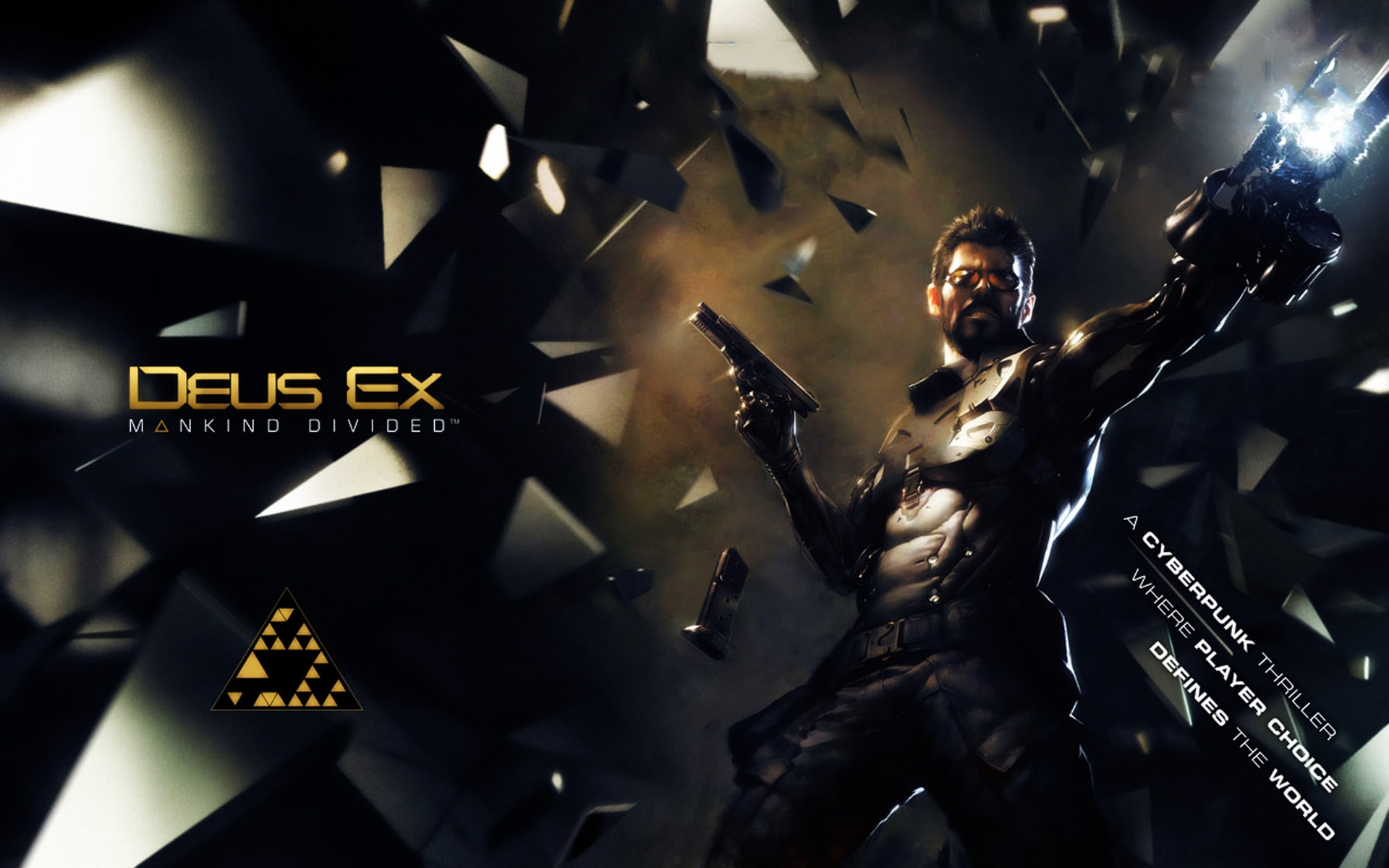 Deus Ex Mankind Divided Wallpapers hd
