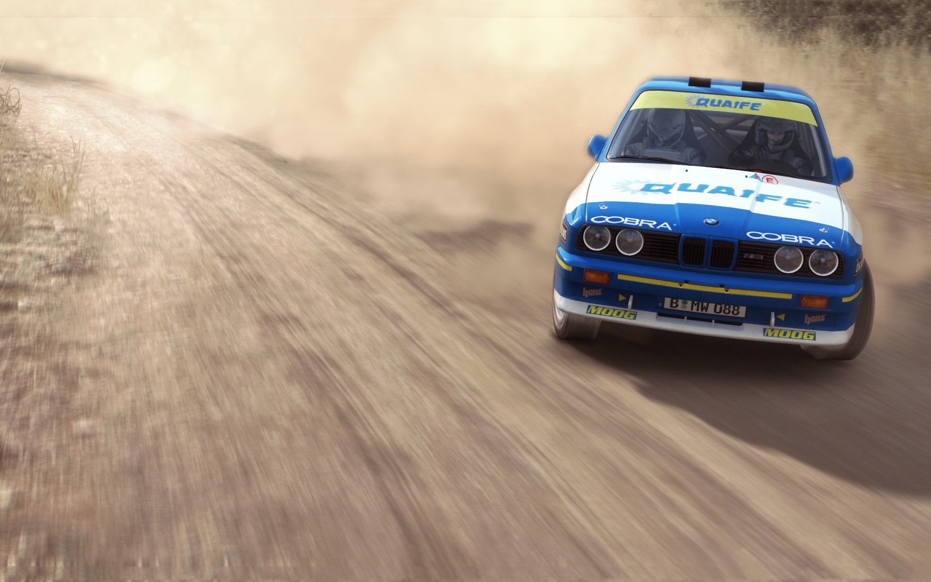 DiRT Rally Wallpapers hd