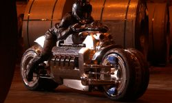 Dodge Tomahawk Background