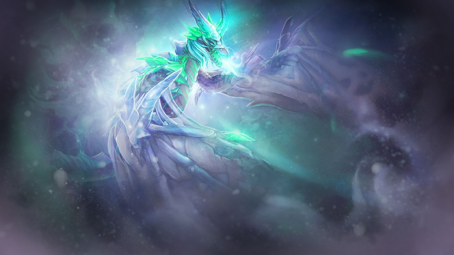 Dota 2 : Winter Wyvern Wallpapers hd