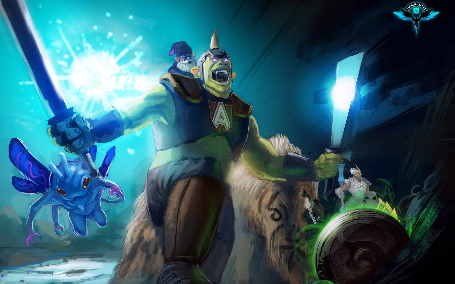 Dota2 : Alchemist Wallpapers hd