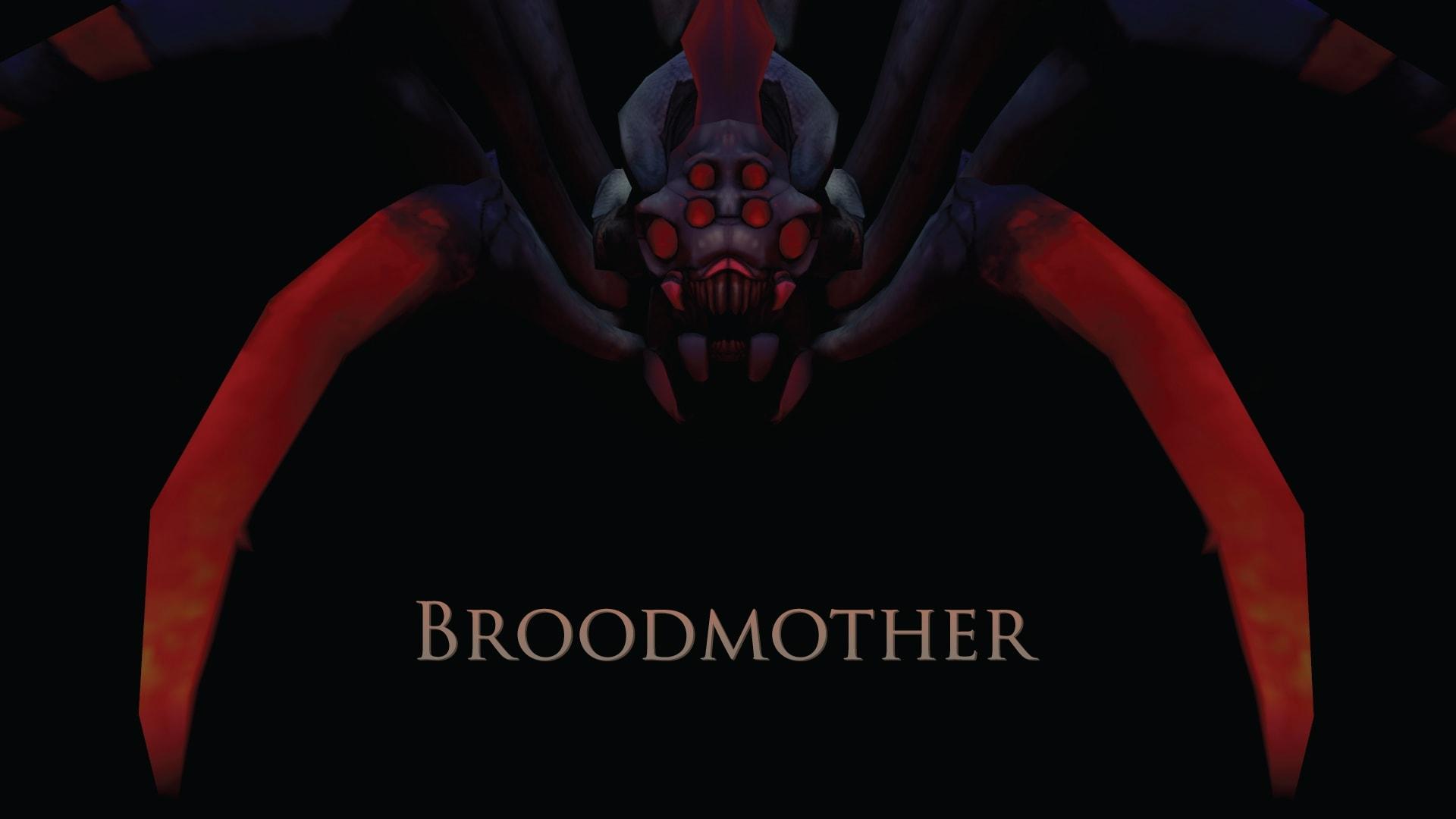 Dota2 : Broodmother HD pics