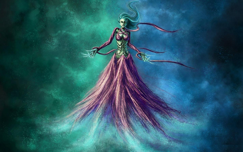 Dota2 Death Prophet Hd Wallpapers 7wallpapers Net