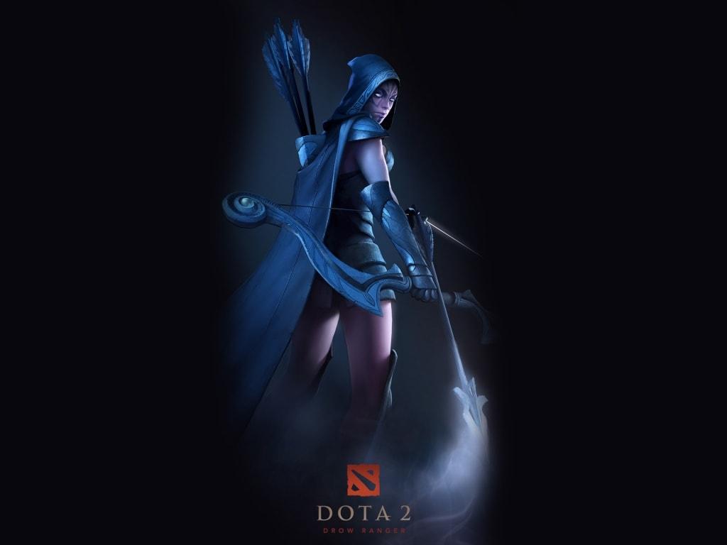 Dota2 : Drow Ranger Wallpapers hd