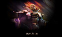 Dota2 : Invoker Wallpaper