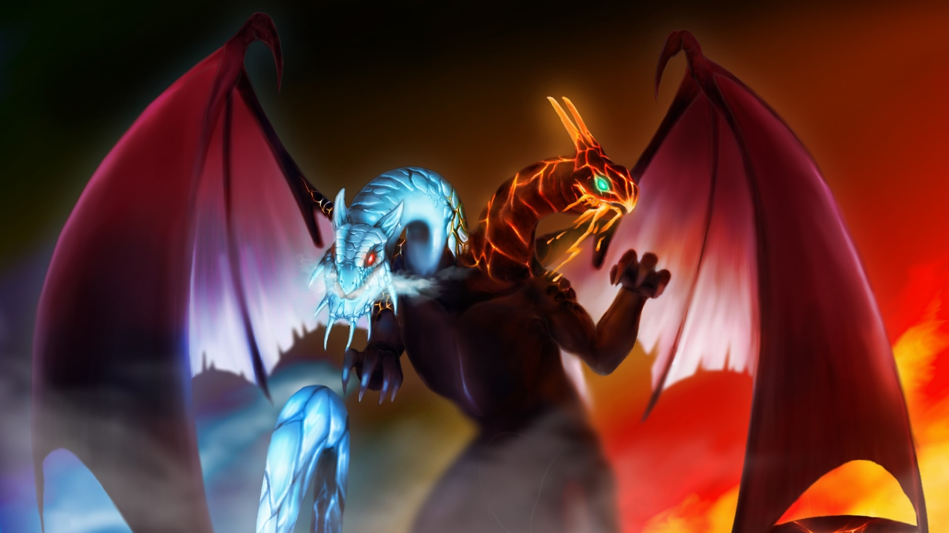 Dota2 : Jakiro Wallpapers hd