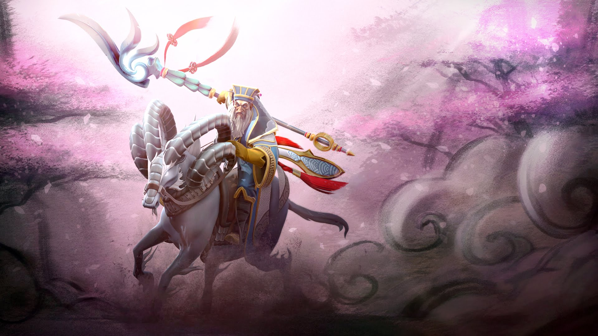 Dota2 : Keeper Of The Light HD pics