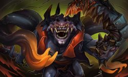 Dota2 : Lion widescreen wallpapers