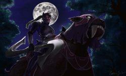 Dota2 : Luna Wallpapers hd