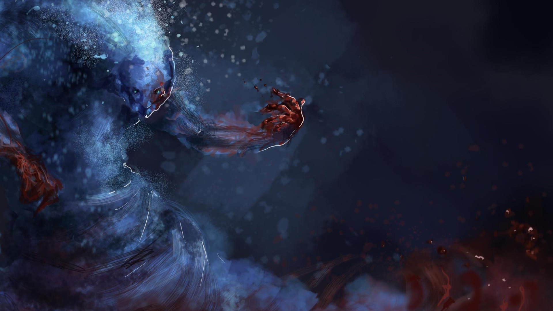 Dota2 : Morphling Wallpapers hd