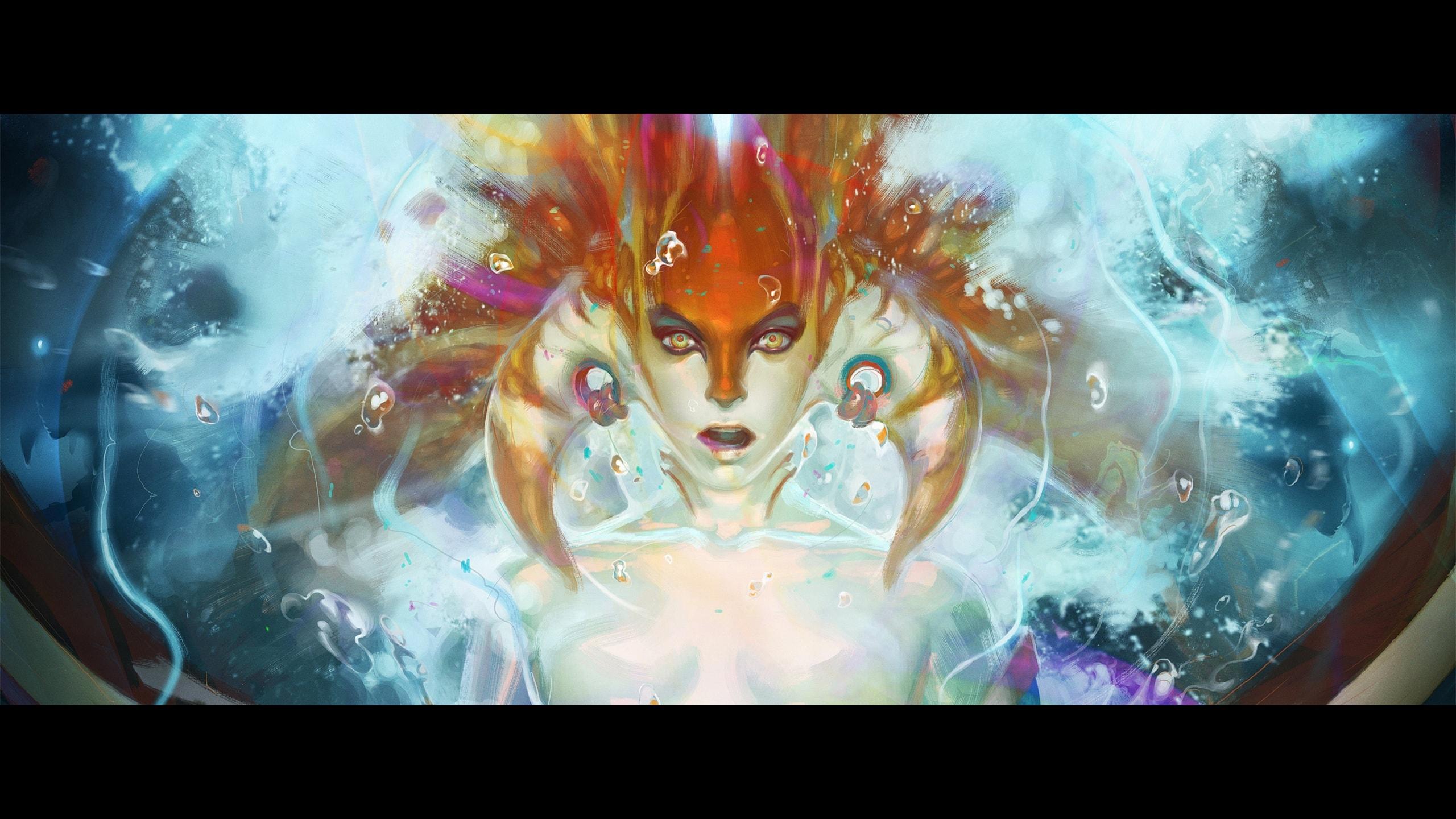Dota2 : Naga Siren Wallpapers hd