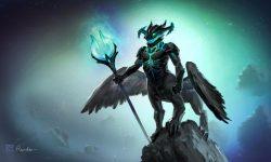 Dota2 : Outworld Devourer HD pics