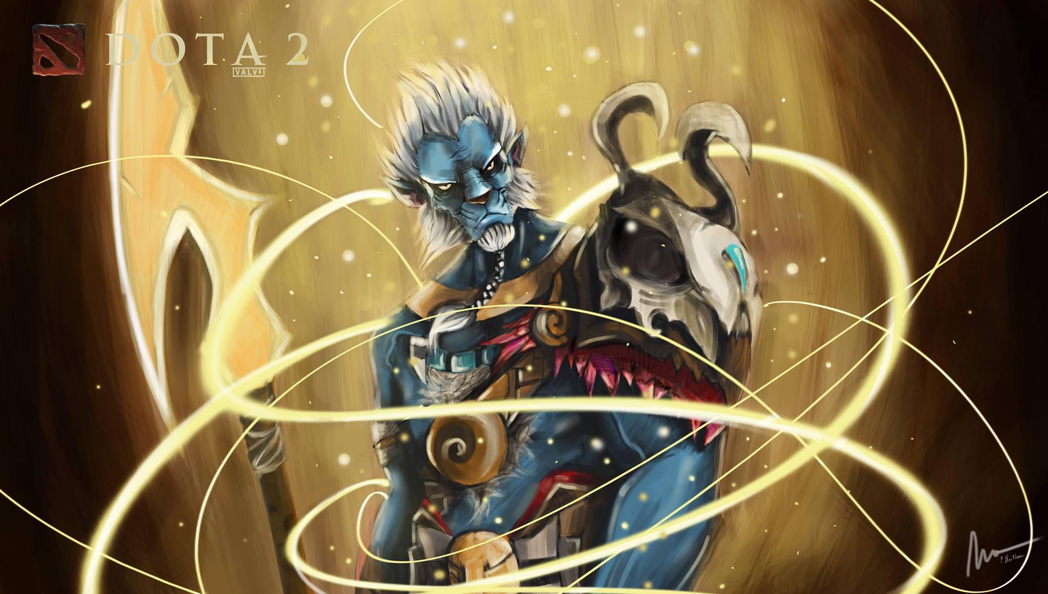 Dota2 : Phantom Lancer Wallpapers hd