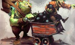 Dota2 : Techies HQ wallpapers
