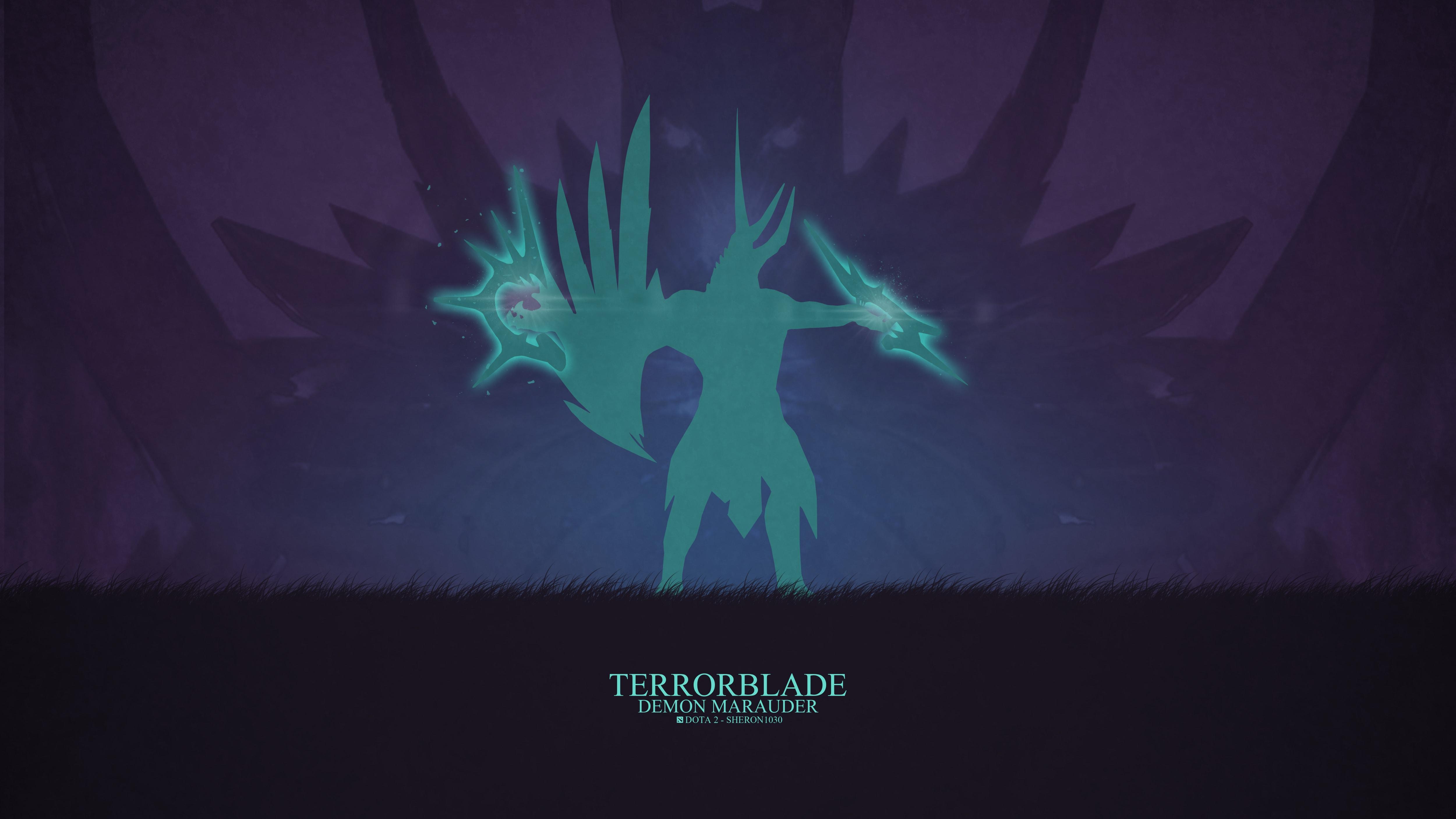 Dota2 : Terrorblade HD pics