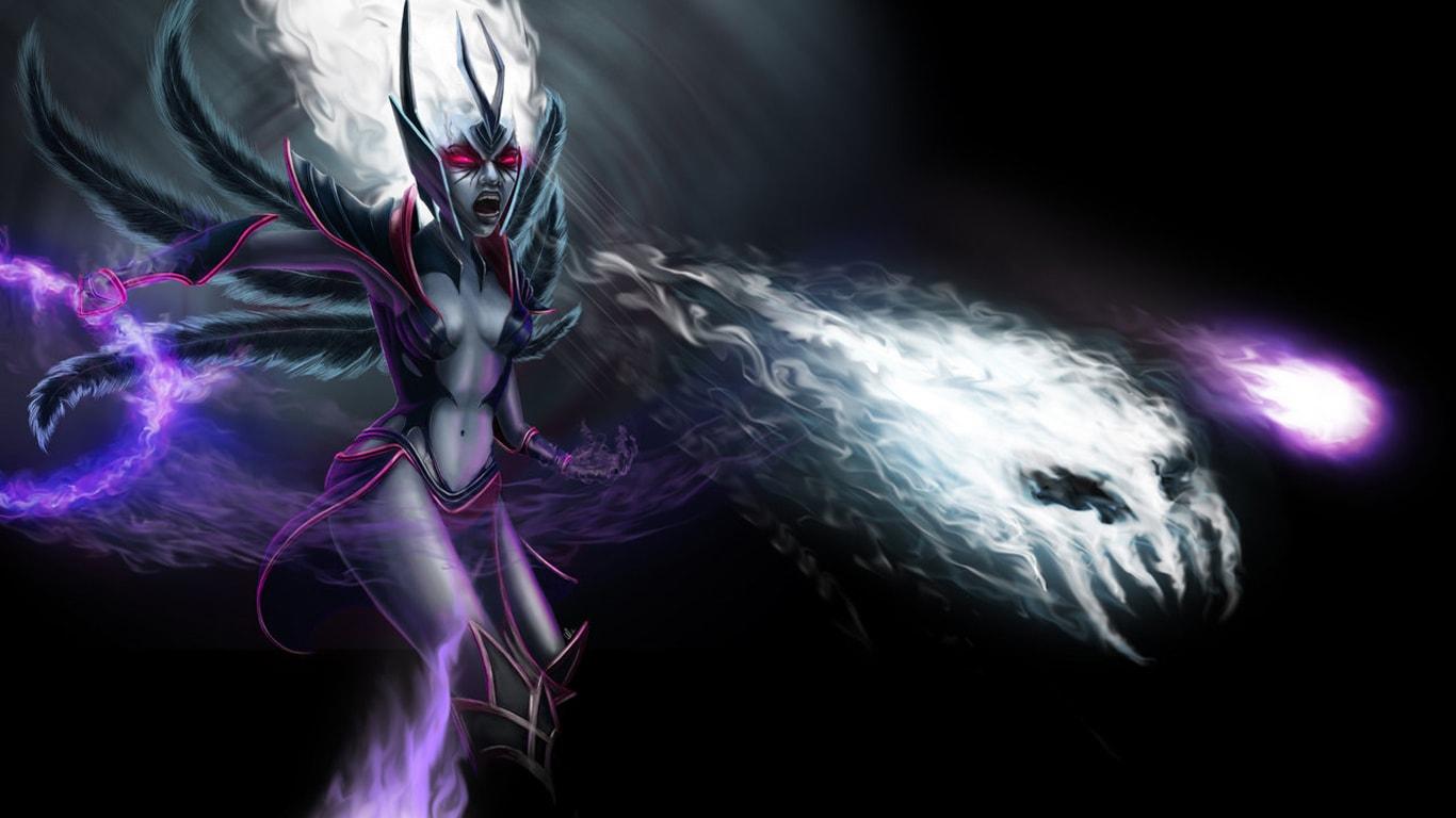 Dota2 : Vengeful Spirit Wallpapers hd