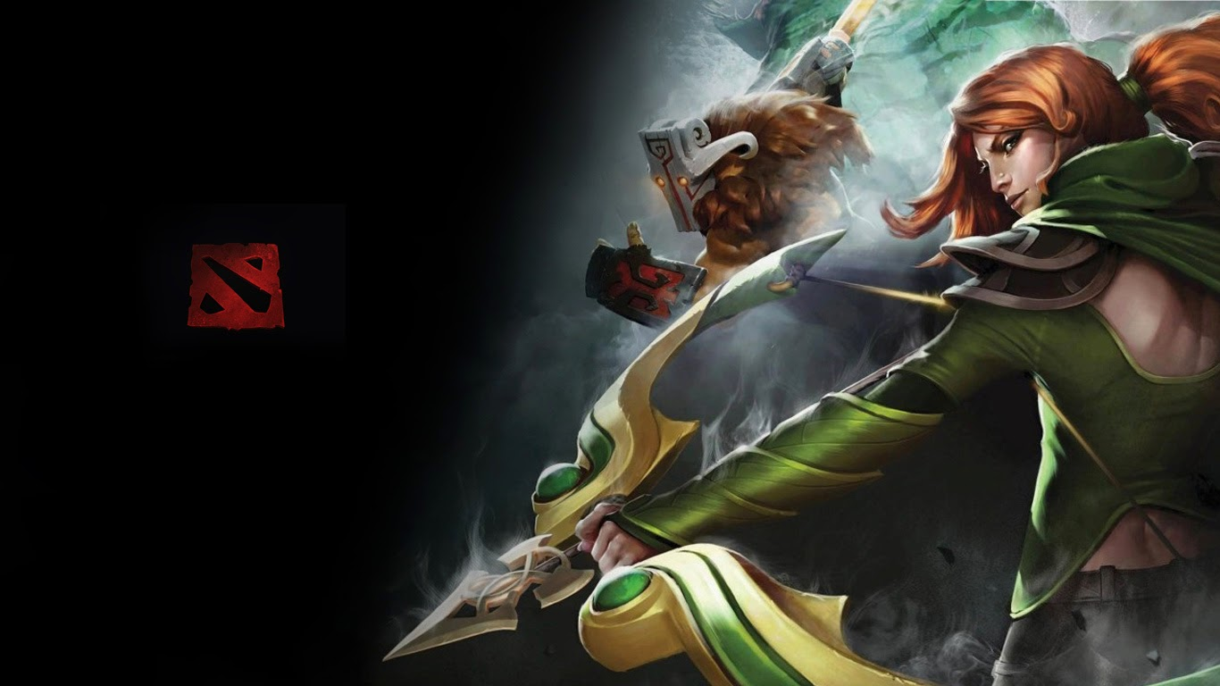 Dota2 : Windranger Wallpapers hd