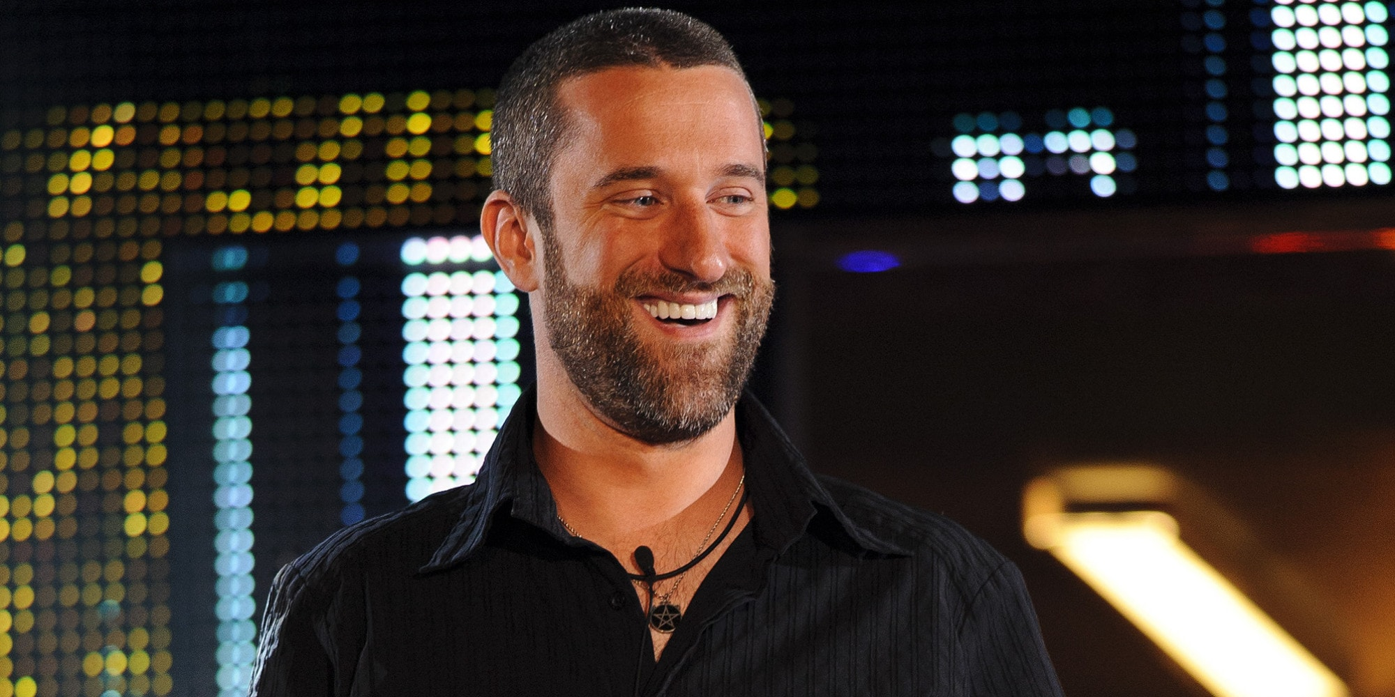 Dustin Diamond Background