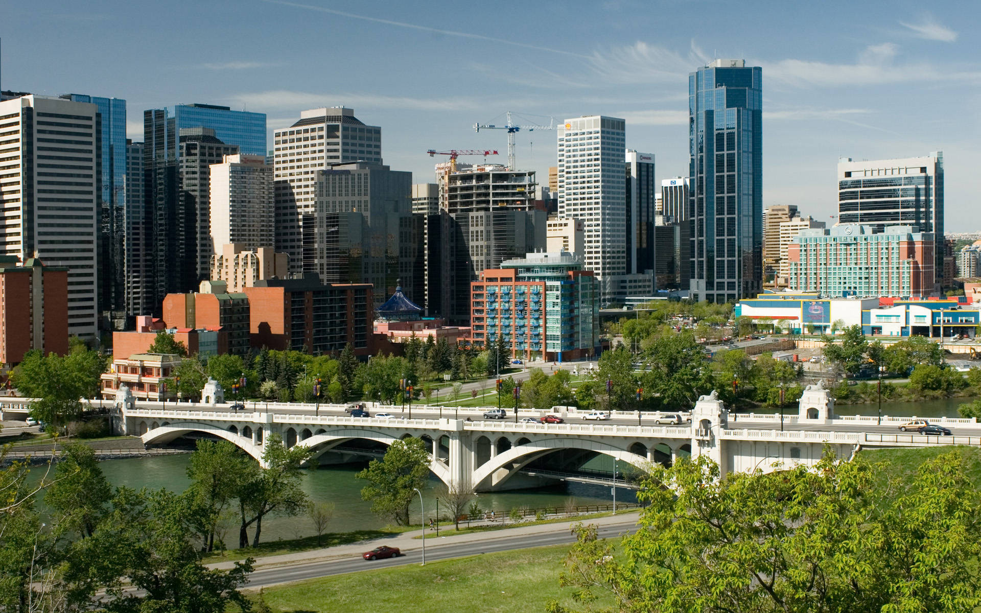 Edmonton Wallpapers hd