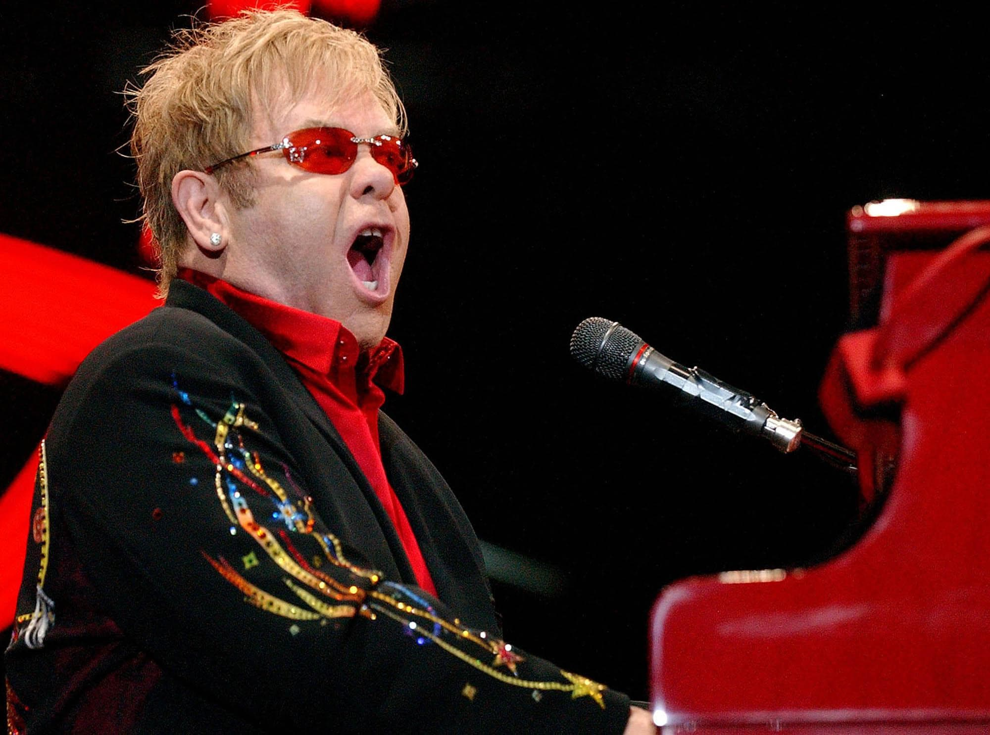 Elton John Wallpapers hd