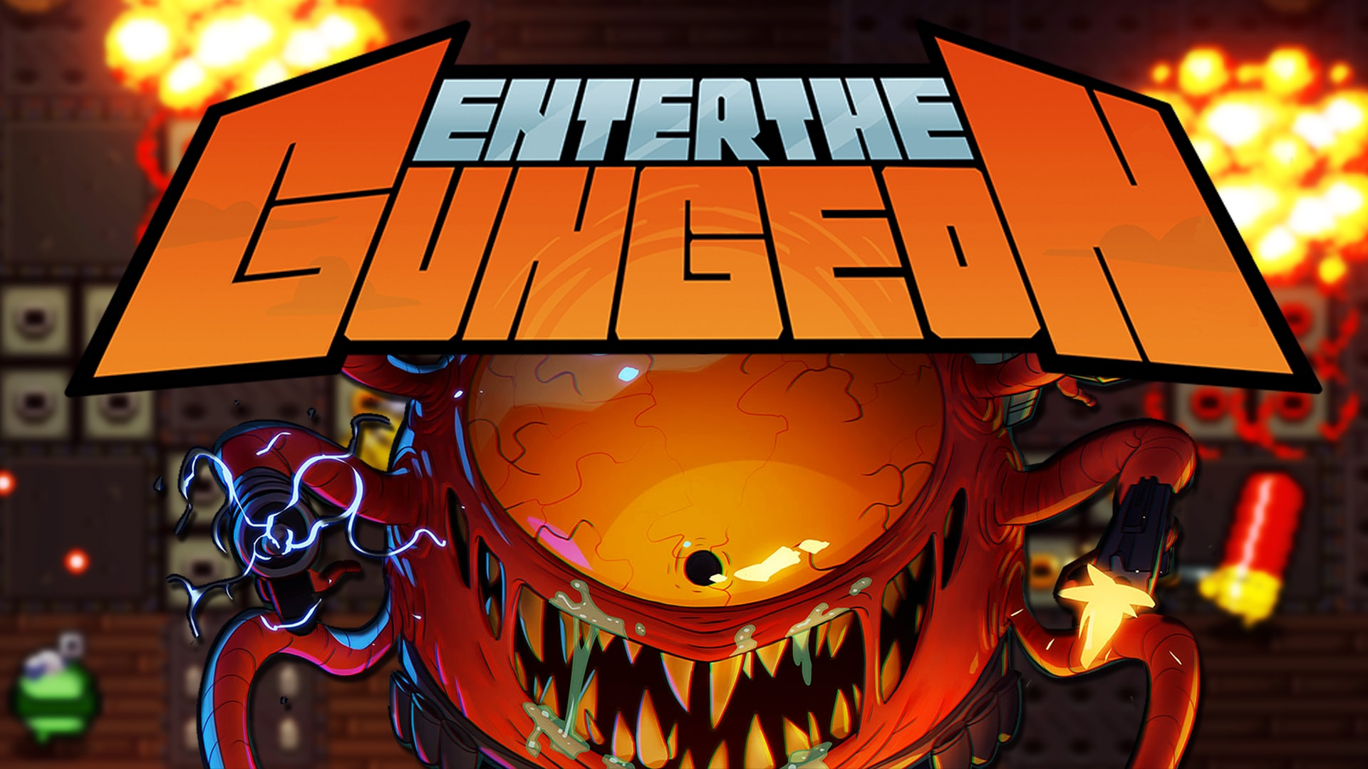Enter the Gungeon Wallpapers hd