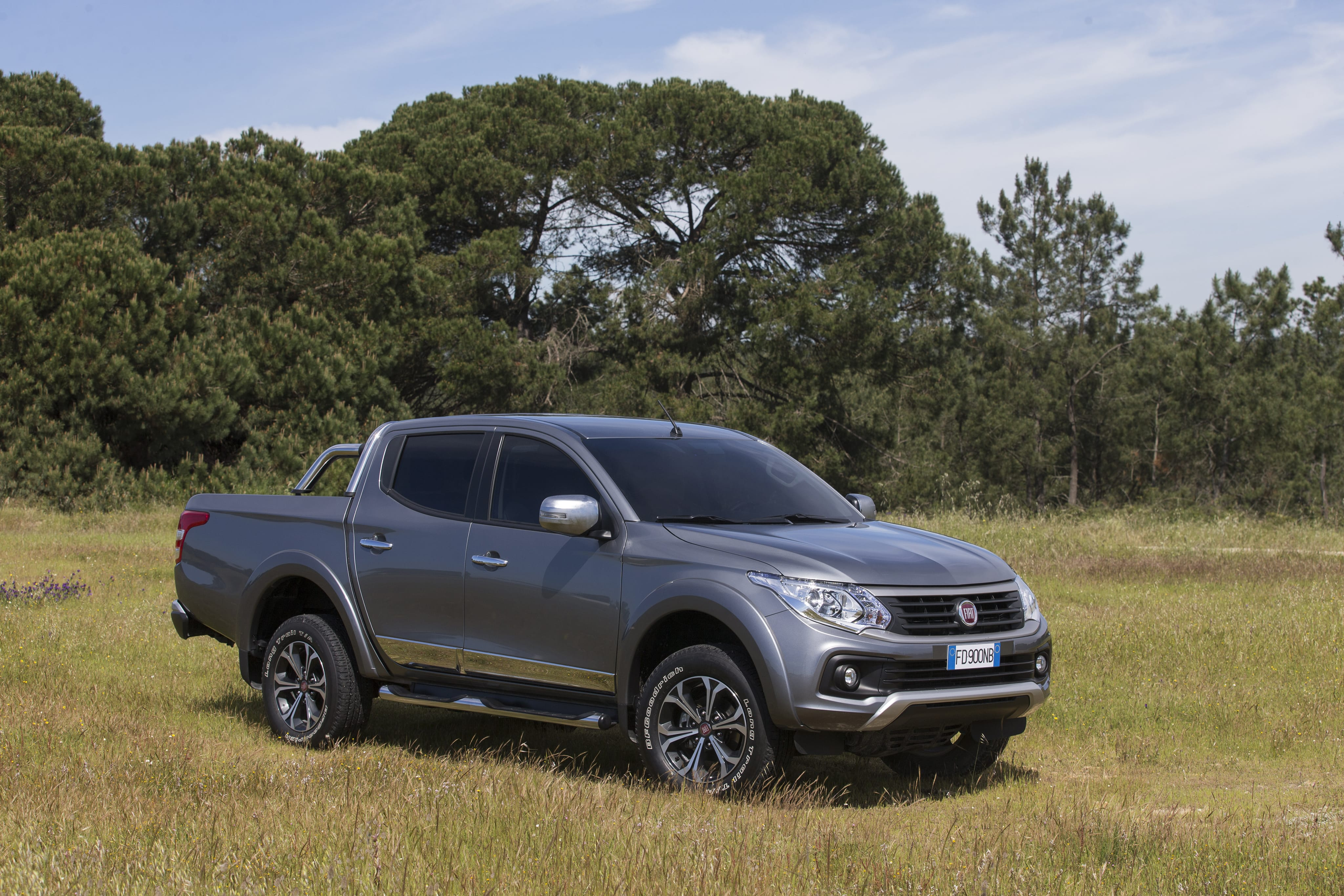 Fiat Fullback Wallpapers hd