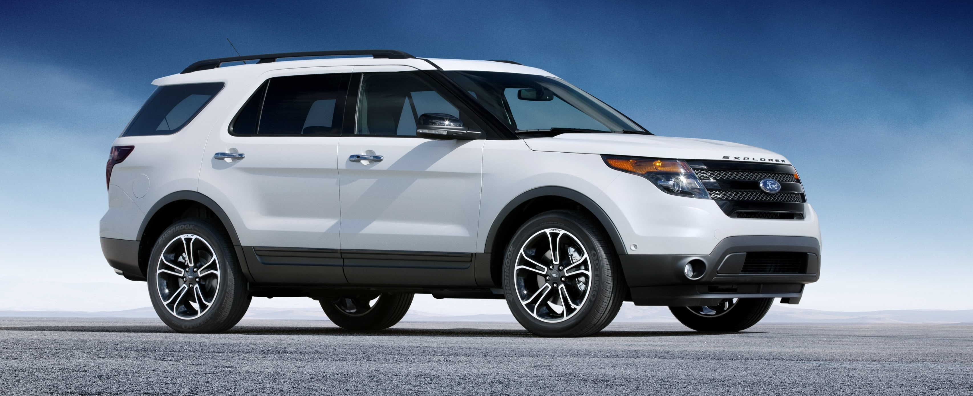 Ford Explorer Wallpapers hd