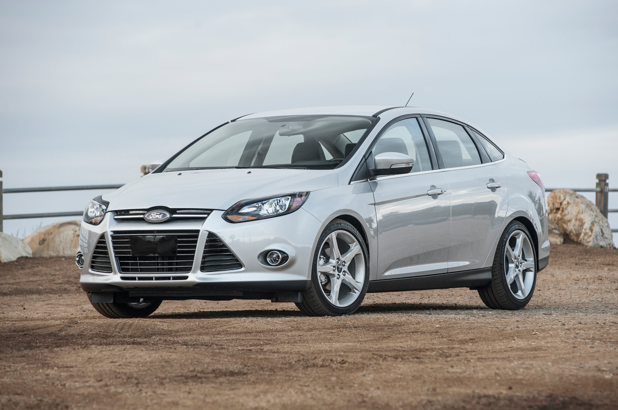 Ford Focus Titanium Wallpapers hd