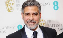George Clooney widescreen wallpapers