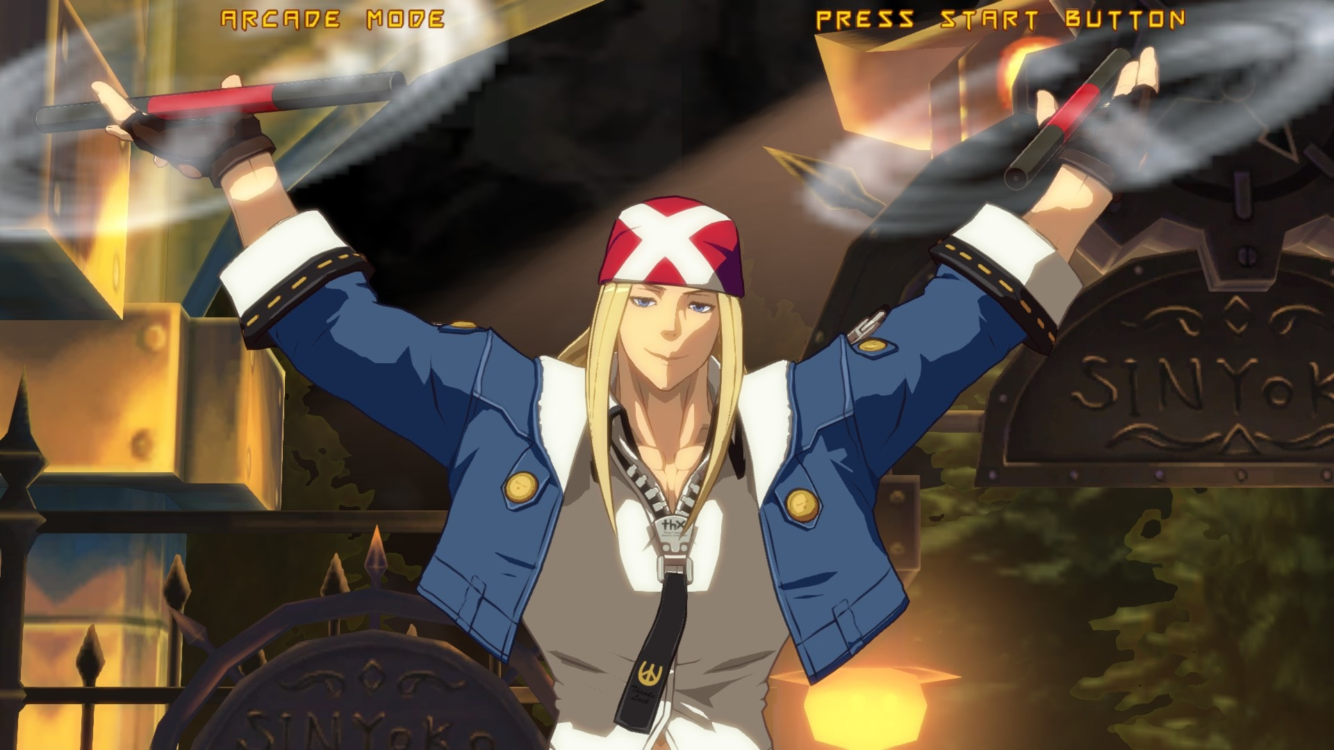 Guilty Gear: Axl Low Wallpapers hd