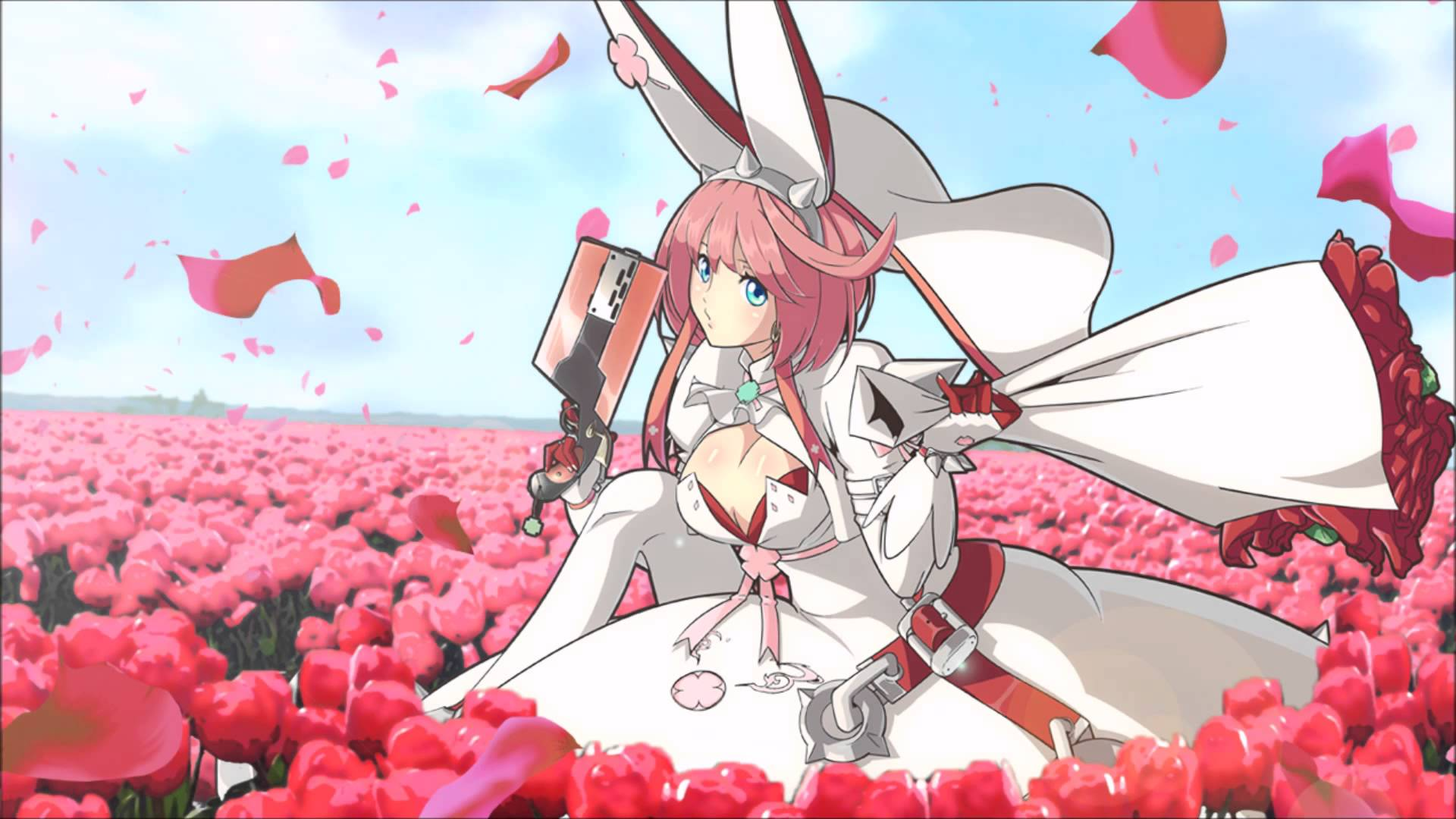Guilty Gear: Elphelt Valentine widescreen wallpapers