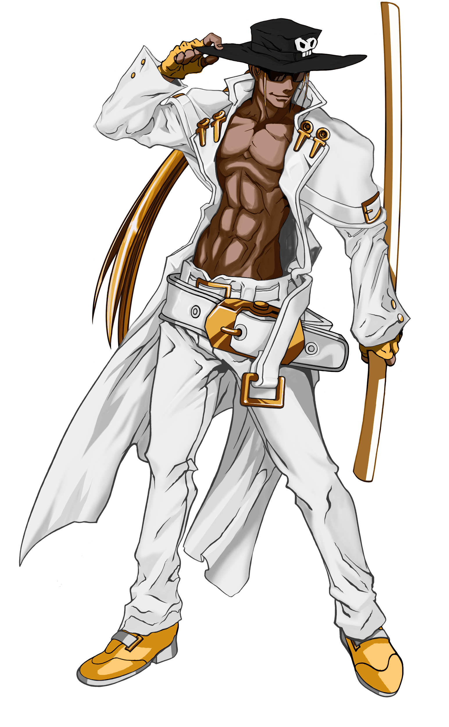 Guilty Gear: Johnny Sfondi Wallpapers hd