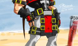 Guilty Gear: Sol Badguy Wallpapers hd
