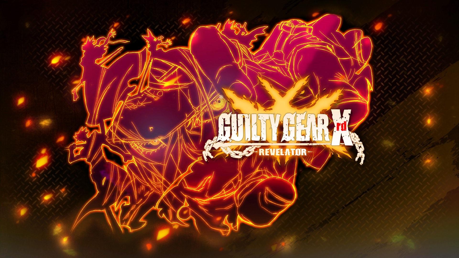 Guilty Gear Xrd -SIGN- Wallpapers hd