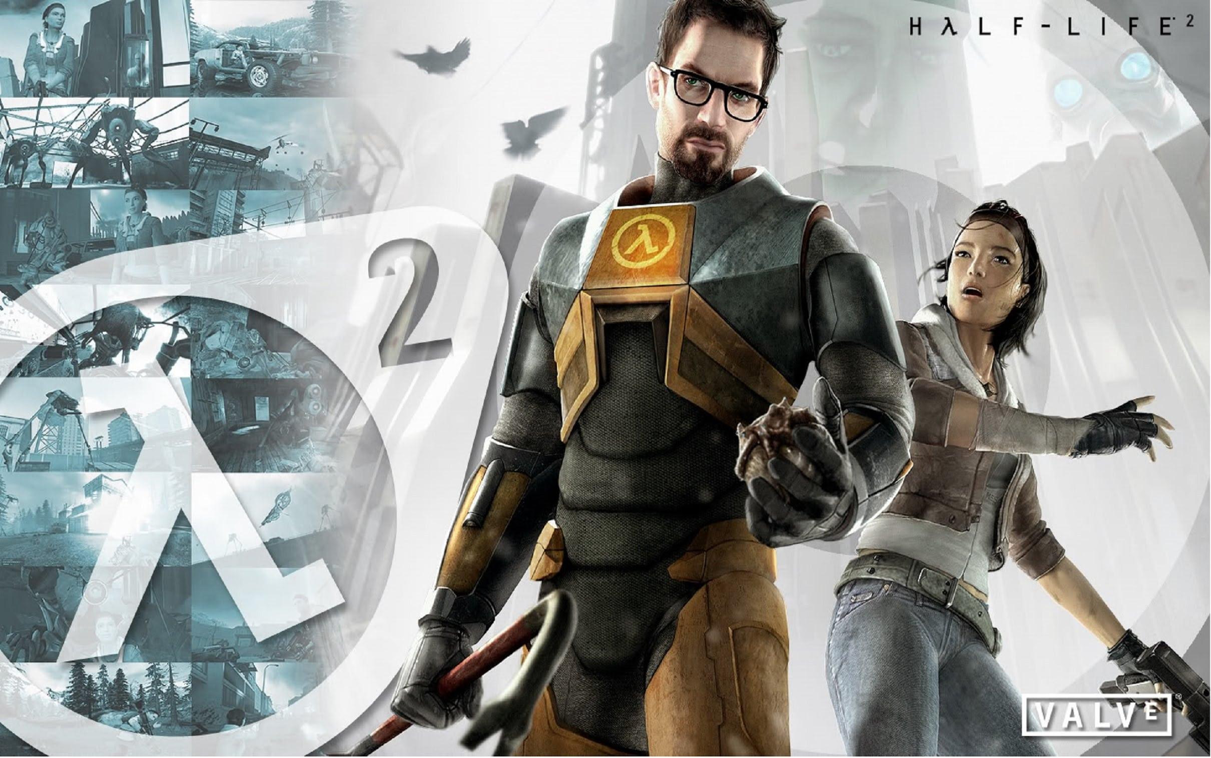 Half-Life 2 HD pics