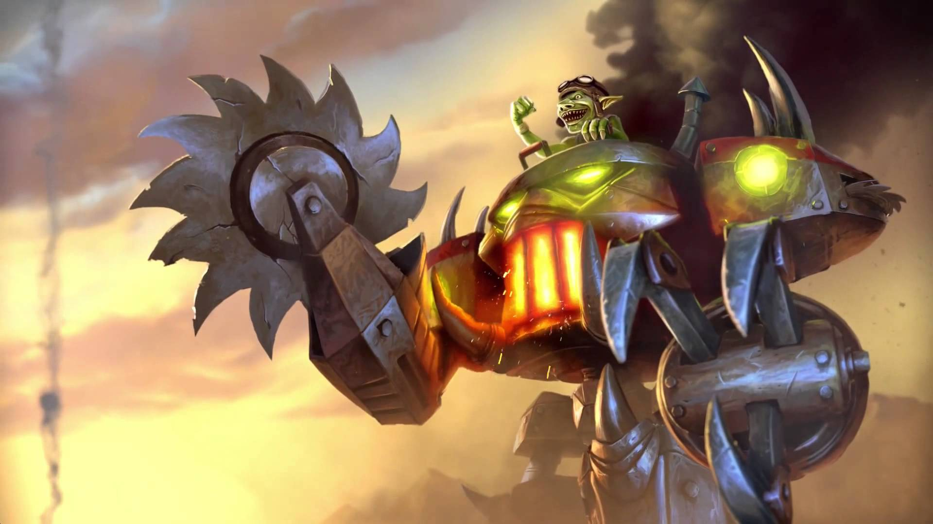 Hearthstone: Goblins Vs. Gnomes Wallpapers hd