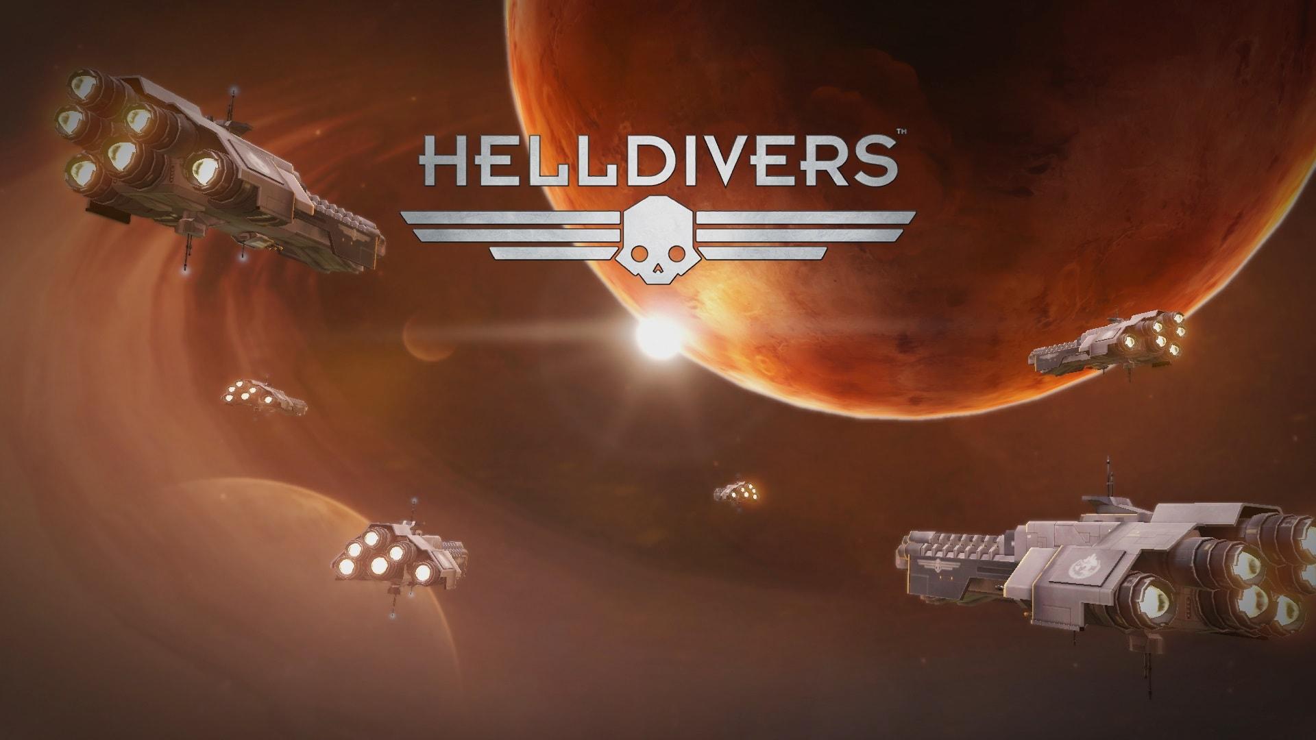 Helldivers Wallpapers hd