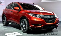 Honda HR-V II Wallpapers hd