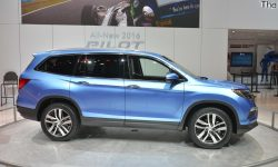 Honda Pilot 3 Wallpapers hd