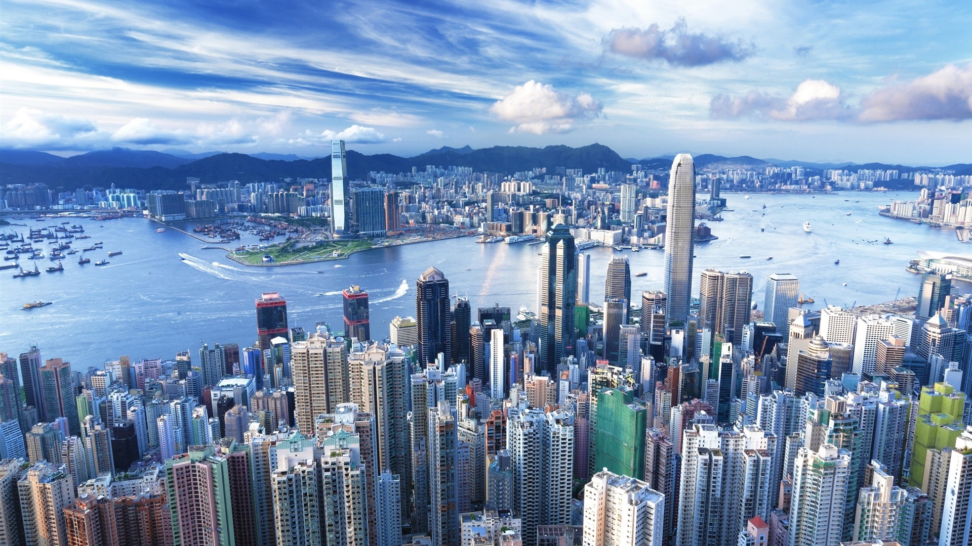 Hong Kong Hd Wallpapers 7wallpapers Net