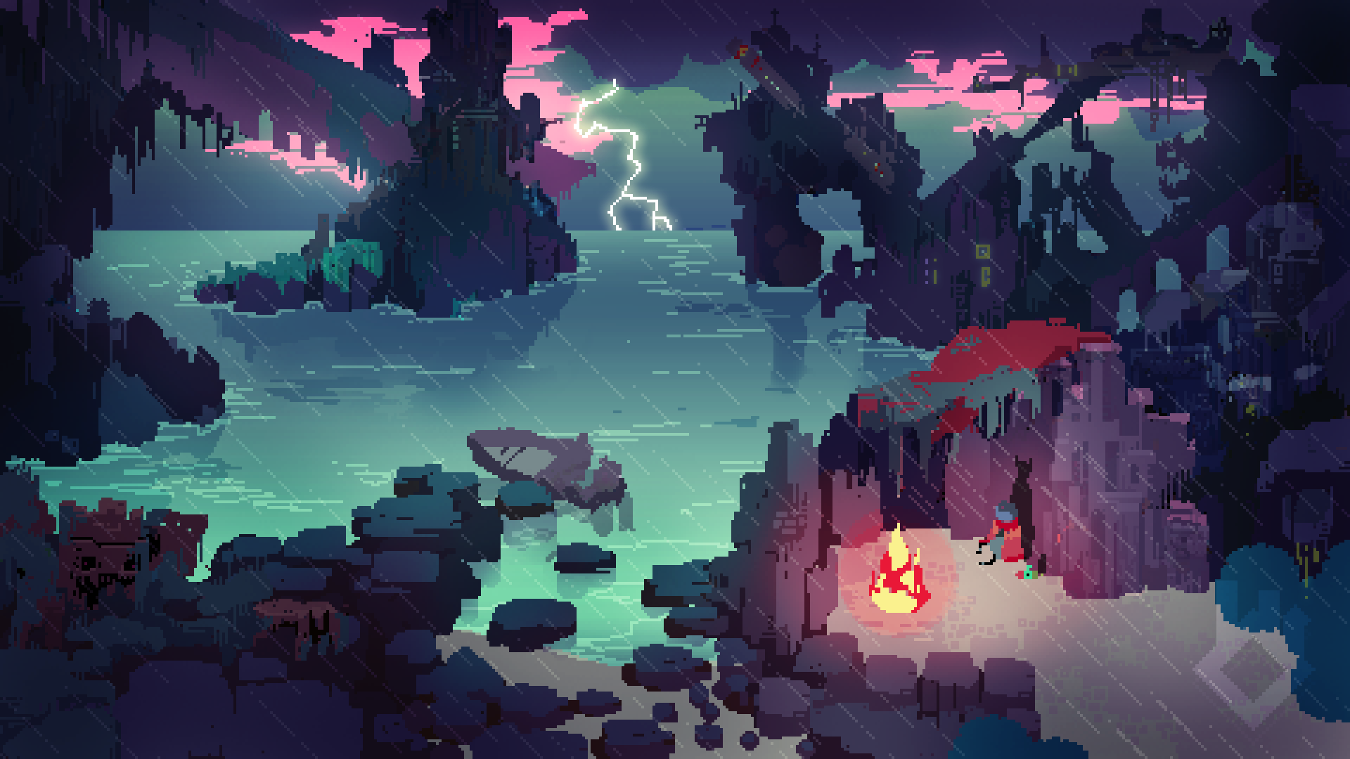 Hyper Light Drifter Wallpapers hd