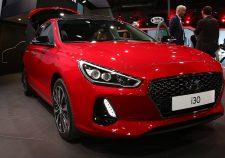 Hyundai i30 III Backgrounds