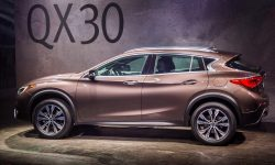 Infiniti QX30 Wallpapers hd