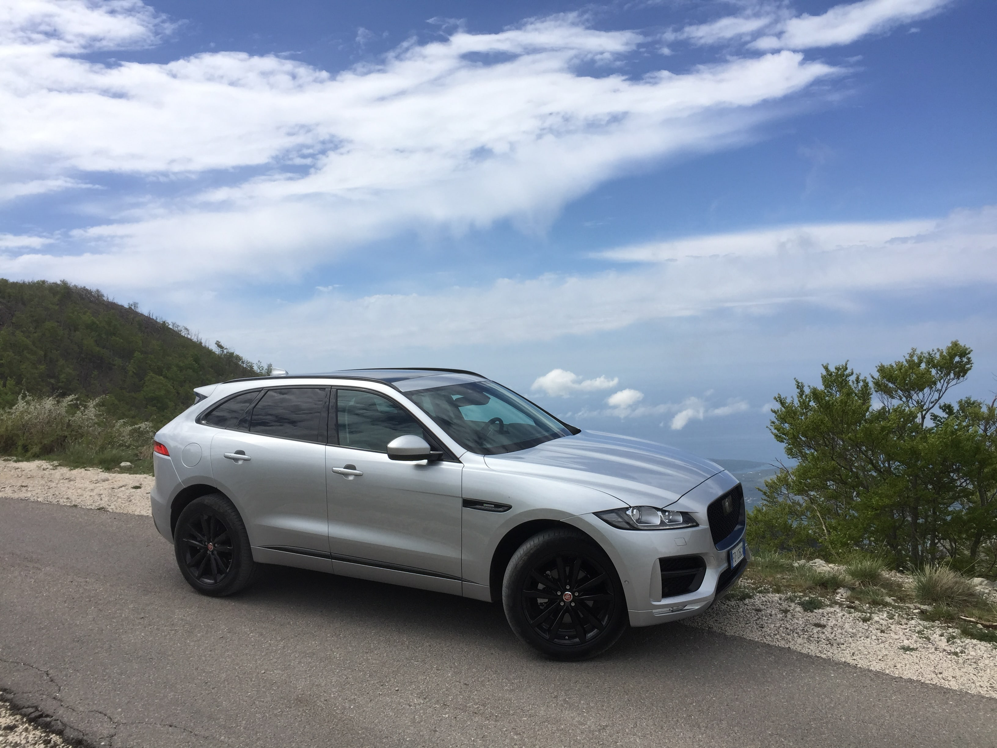 Jaguar F-Pace Wallpapers hd