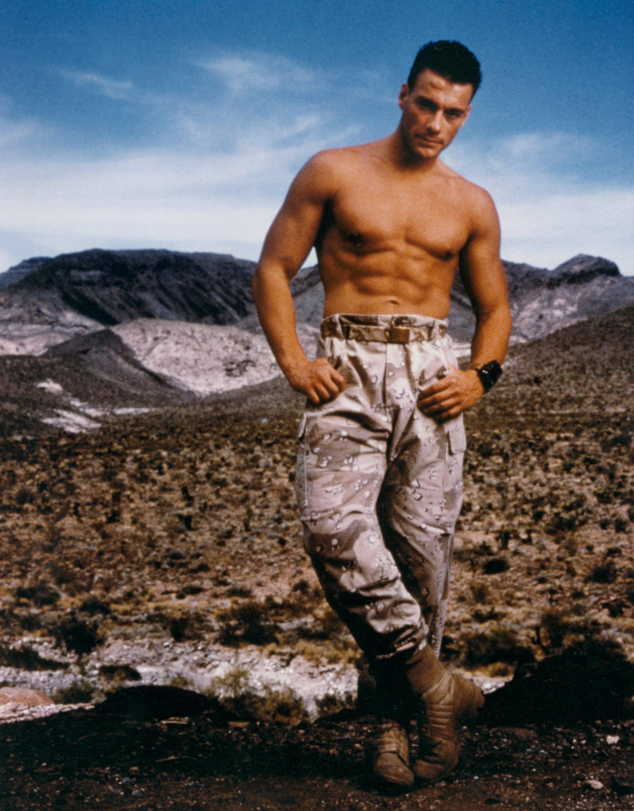 Jean Claude Van Damme Wallpapers hd
