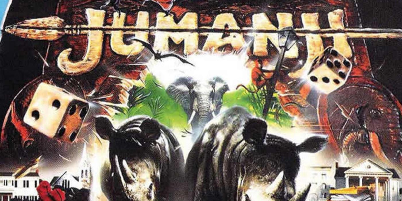 Jumanji Backgrounds